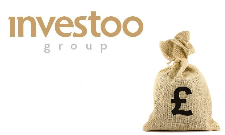 Investoo Group fx affiliate credit line