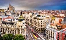Madrid Spain fx
