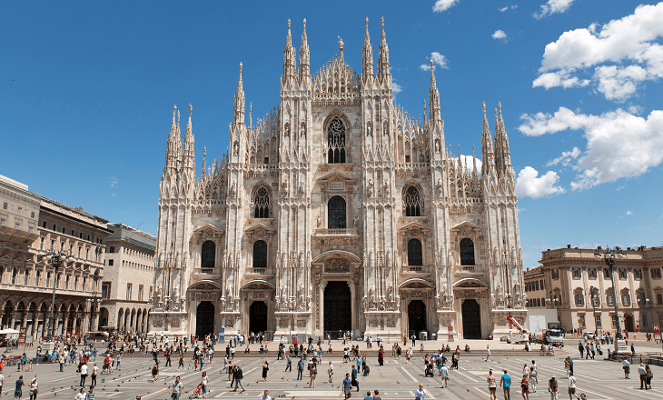 Milan trading