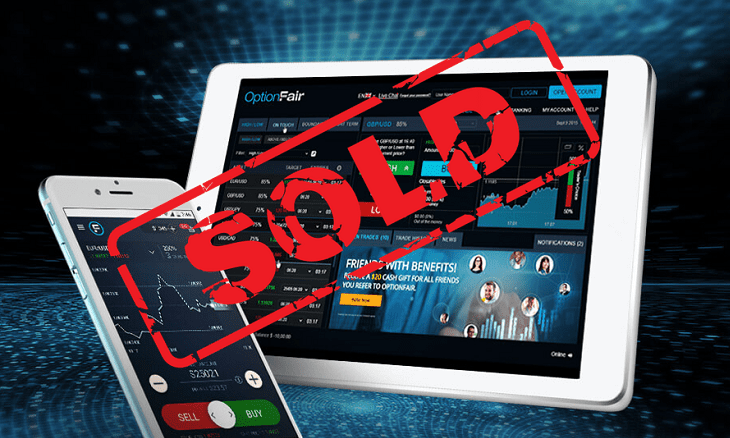 OptionFair sale cancelled