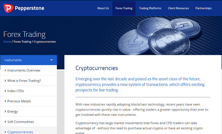 energy trading cryptocurrency