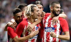 Plus500 Atletico Madrid FC main sponsor