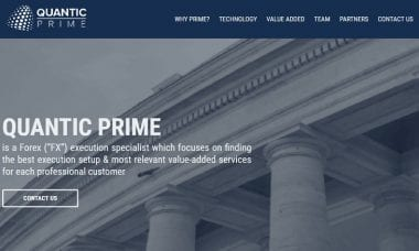 Quantic Prime website