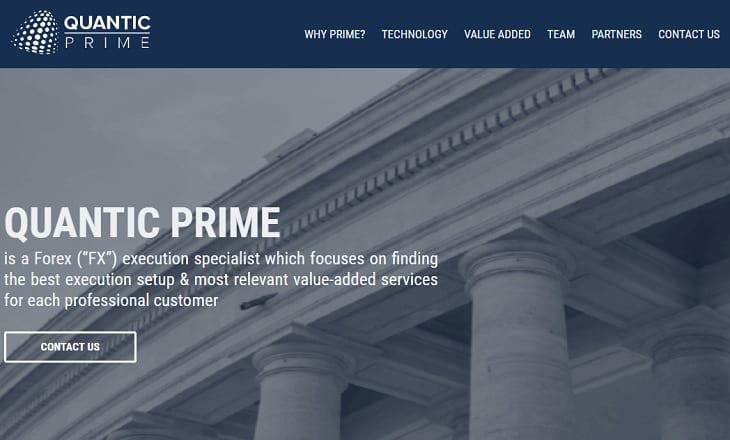 Quantic Prime website