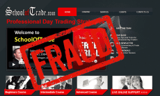 SchoolofTrade fraud