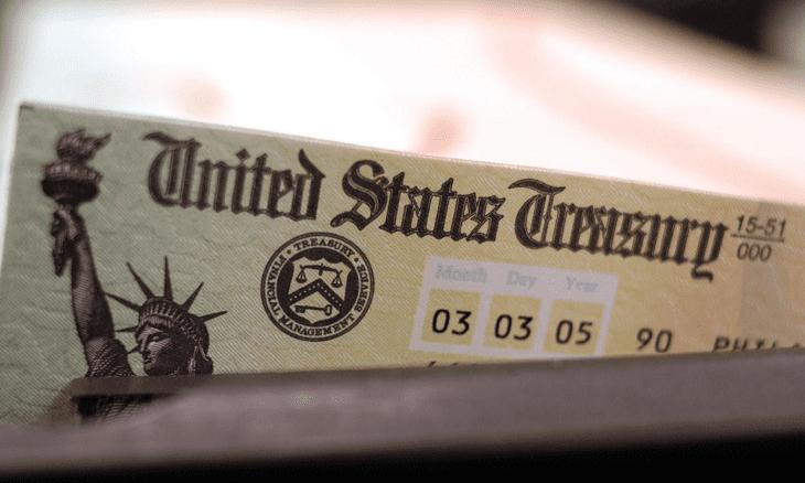US Treasuries data