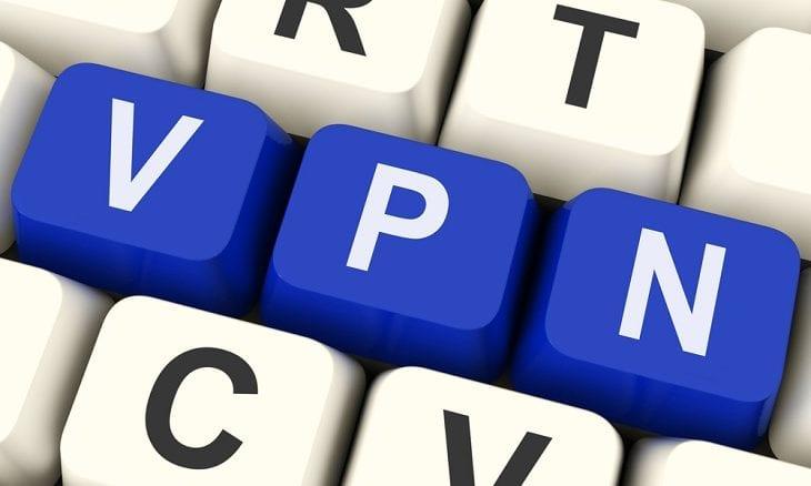 VPN keys