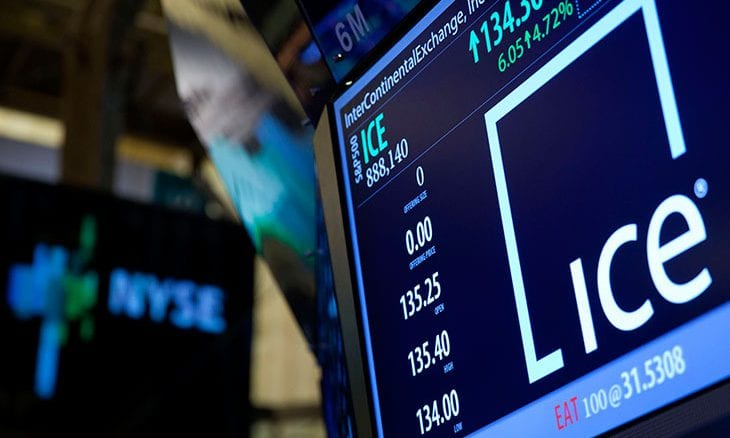 Intercontinental Exchange Inc. (NYSE:ICE)