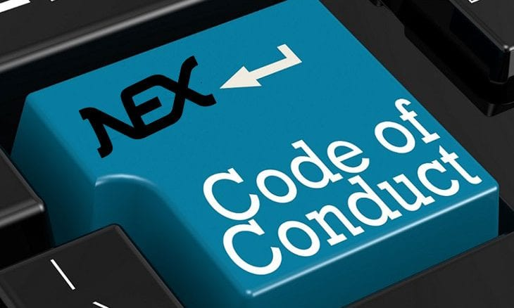 NEX Statement on GFXC Index of FX Code of Conduct Statements of Commitment