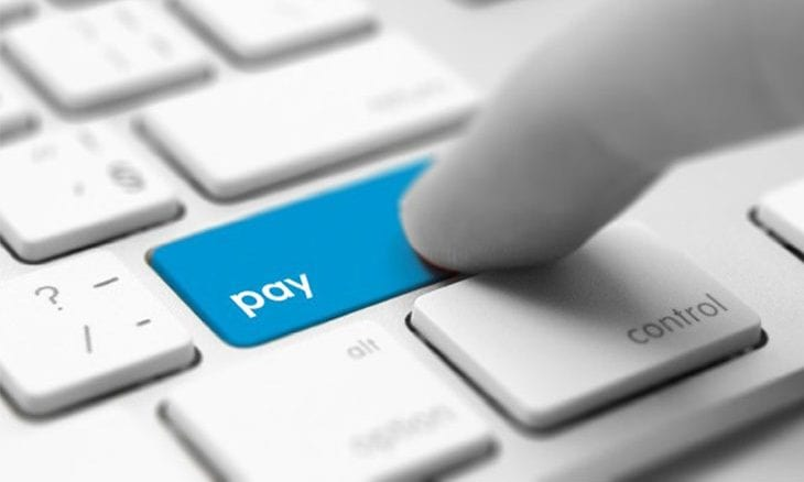 pay with payment gateway