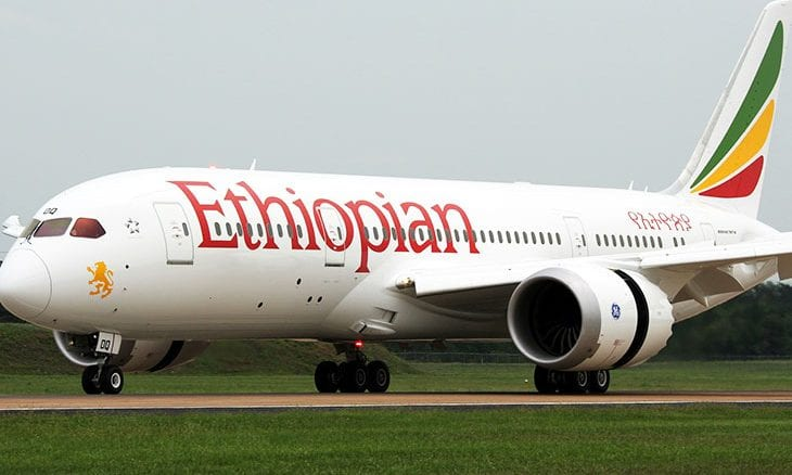 Ethiopian Airlines extends partnership with Paysafe