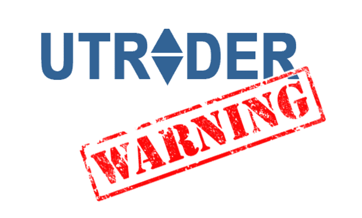utrader offshore cfd broker warning