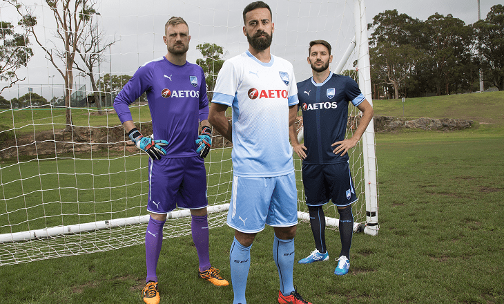 Aetos sponsor Sydney FC