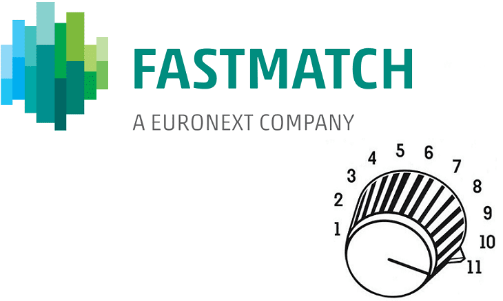 FastMatch Euronext FX volumes