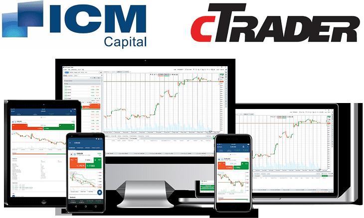 ICM Capital cTrader platform