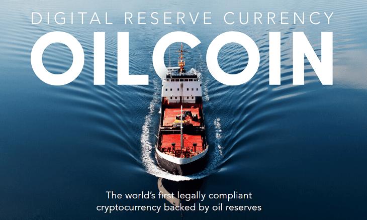OilCoin crude token