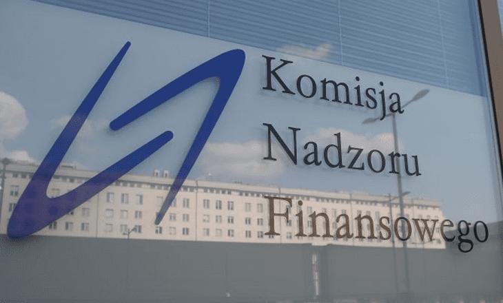 Poland KNF regulator