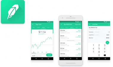 Robinhood commission free options trading