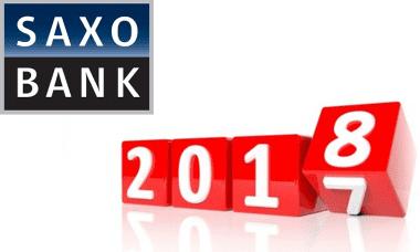Saxo Bank outrageous predictions 2018
