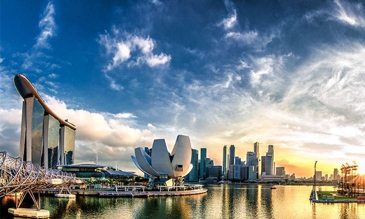 Chinese enterprises to use Singapore as a launchpad to expand into ASEAN