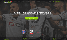 Tradefred EU website