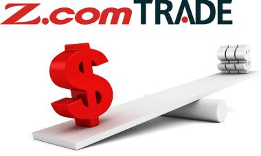 Z.com Trade FX leverage
