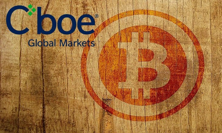 Cboe Launches Bitcoin Futures Trading On December 10