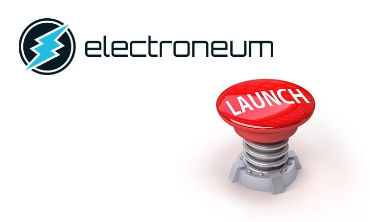 CoinBene starts trading Electroneum