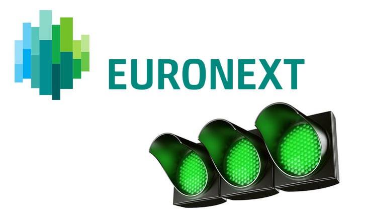 Euronext raises Oslo Børs VPS commitment to 50.6%