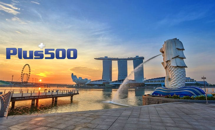 plus500 singapore
