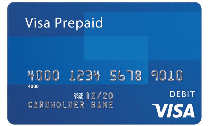 visa bank card
