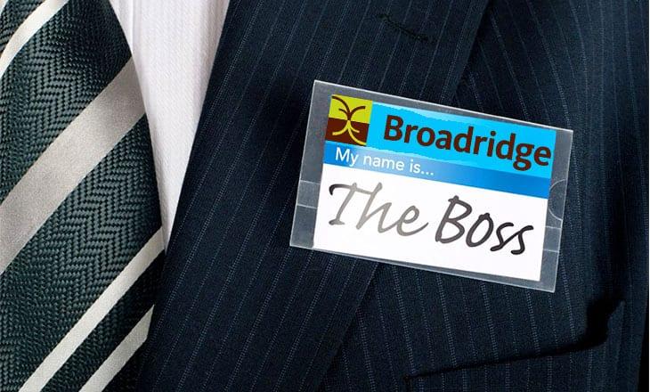 Broadridge names Tom Carey President Of Global Technology & Operations Segment
