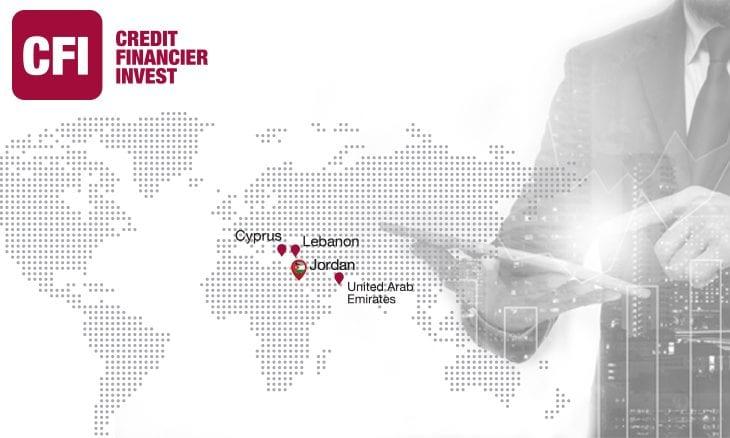 CFI Group MENA map