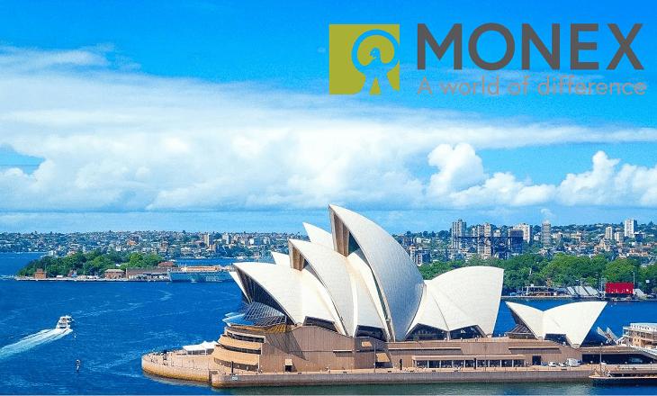 Monex Australia FX broker