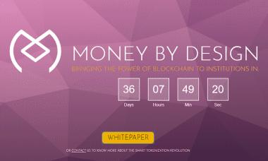 Money by Design ICO