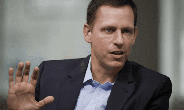 Peter Thiel bitcoin