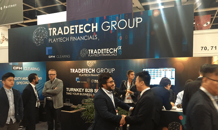 tradetech group playtech acm