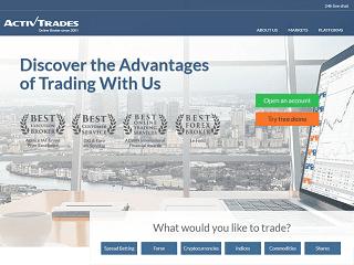 ActivTrades website 320x240 Feb2018