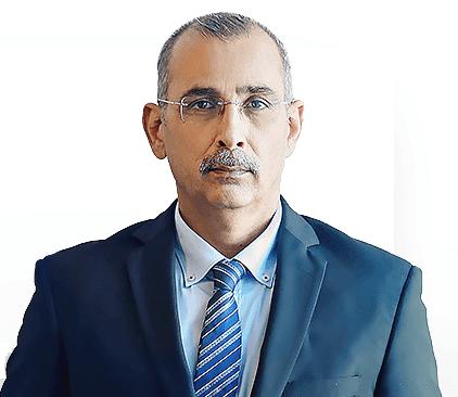 Ejaz Ali Shah PMEX