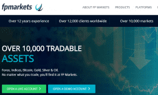 FP Markets Australia fx broker