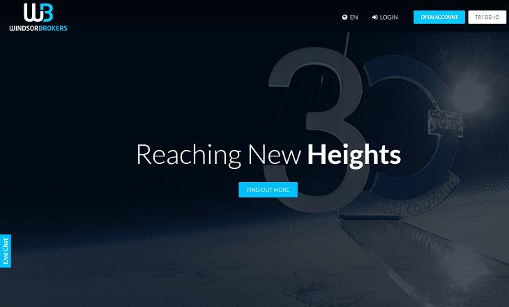Windsor Brokers new website