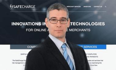 Yuval Ziv SafeCharge