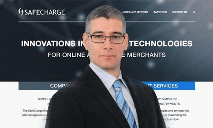 Yuval Ziv SafeCharge