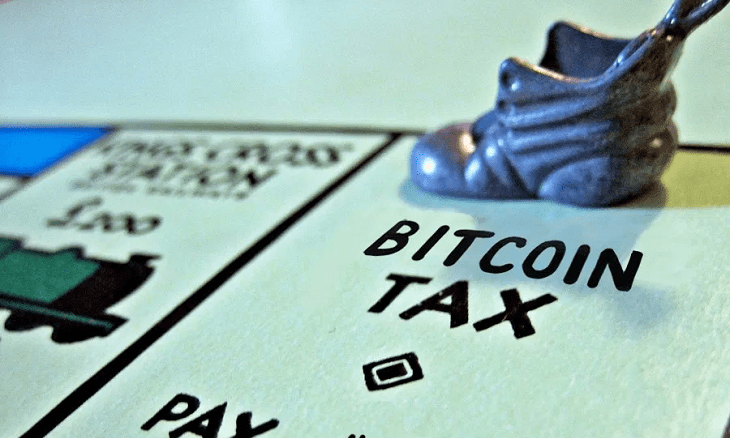 tax on bitcoin