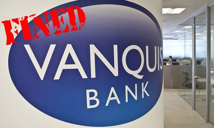 Credit card lender vanquis fined 2 million for rop disclosure issues reheart Image collections