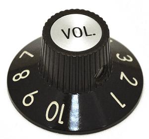 fx volume dial
