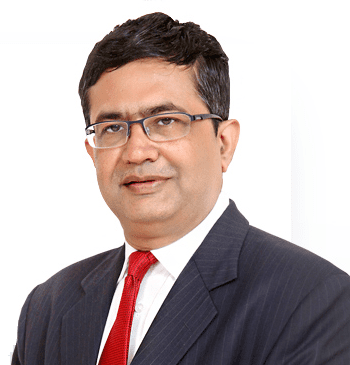 Ashishkumar Chauhan, MD and CEO of Bombay Stock Exchange