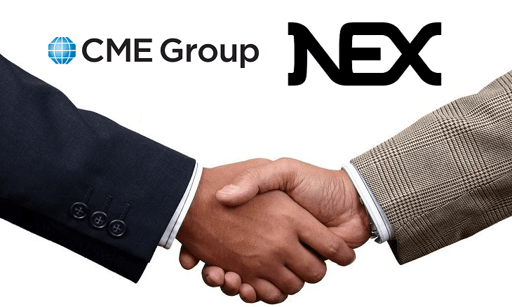 CME Group completes acquisition of NEX Group