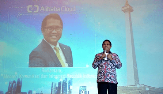 Indonesia Communications and Information Minister Rudiantara