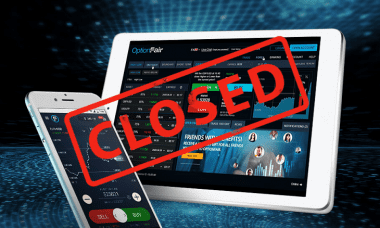 OptionFair binary options closed